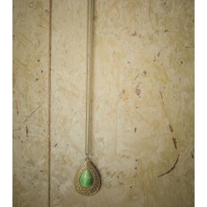 Vintage ketting met luxe hanger