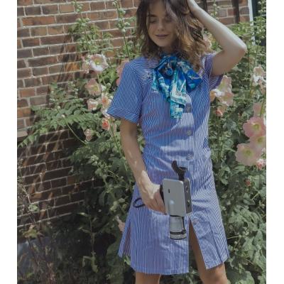 Vintage blouse jurk