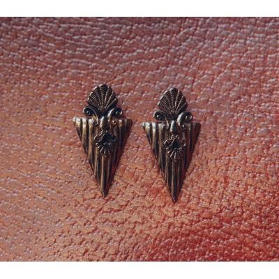 Vintage oorstekers