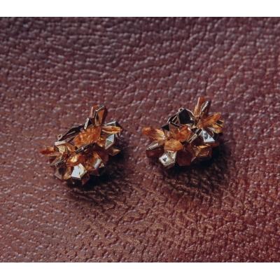 vintage oor clips 50S/60S