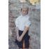 Vintage plooirok van I Pinco Pallino ( 9-10 jaar)