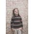 Vintage Lacoste polo met lange mouwen ( 5 - 6 jaar)