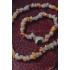 Vintage set armband en ketting edelsteen