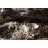 Vintage armband zilver met paarse stenen
