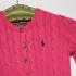 Ralph Lauren kabel-vest in fuchsia ( 3 jaar)