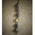 Armband handgemaakt met stenen
