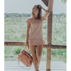 Vintage mini jurk van Guy Laroche ( MT S/M)