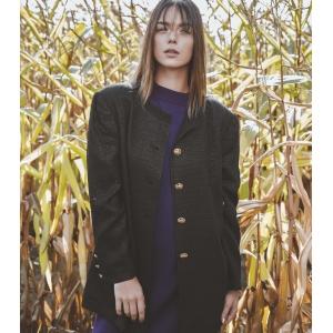 Vintage designer blazer (80s/90s) van Louis Féraud ( MT M/L)