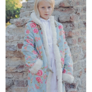 Vintage winterjas van United Colors of Benetton ( 10-12 jaar)