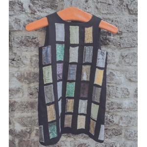 Vintage jurk van I Pinco Pallino ( 6 jaar)