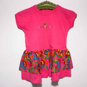 Vintage 'Laura Biagotti baby' jurk ( 2 jaar)