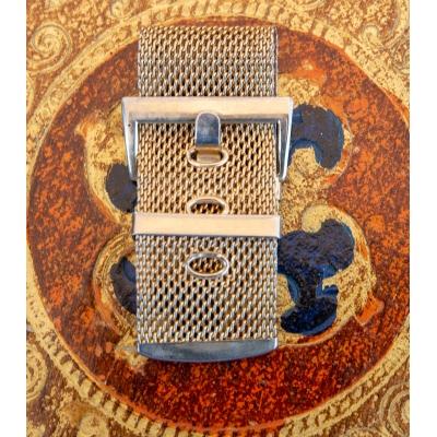 Vintage armband met gesp- sluiting