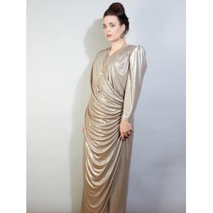 John & Pill gala jurk in godinnen stijl (MT L/XL)